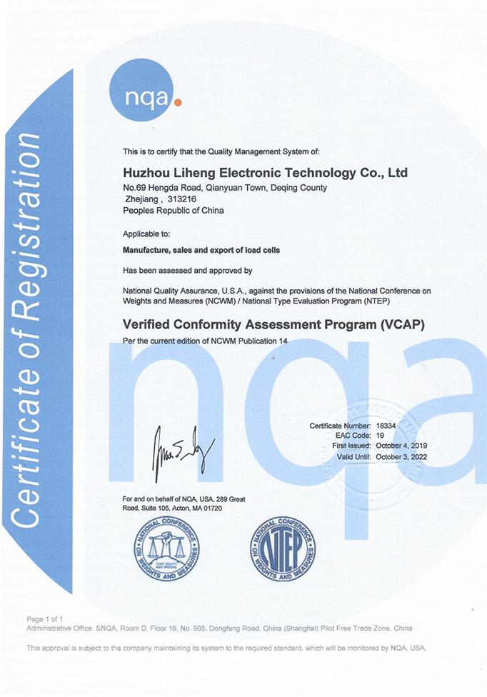 VCAP English